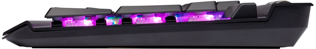 Corsair-K70-RGB-MK.2-Low-Profile-Tastenprofil