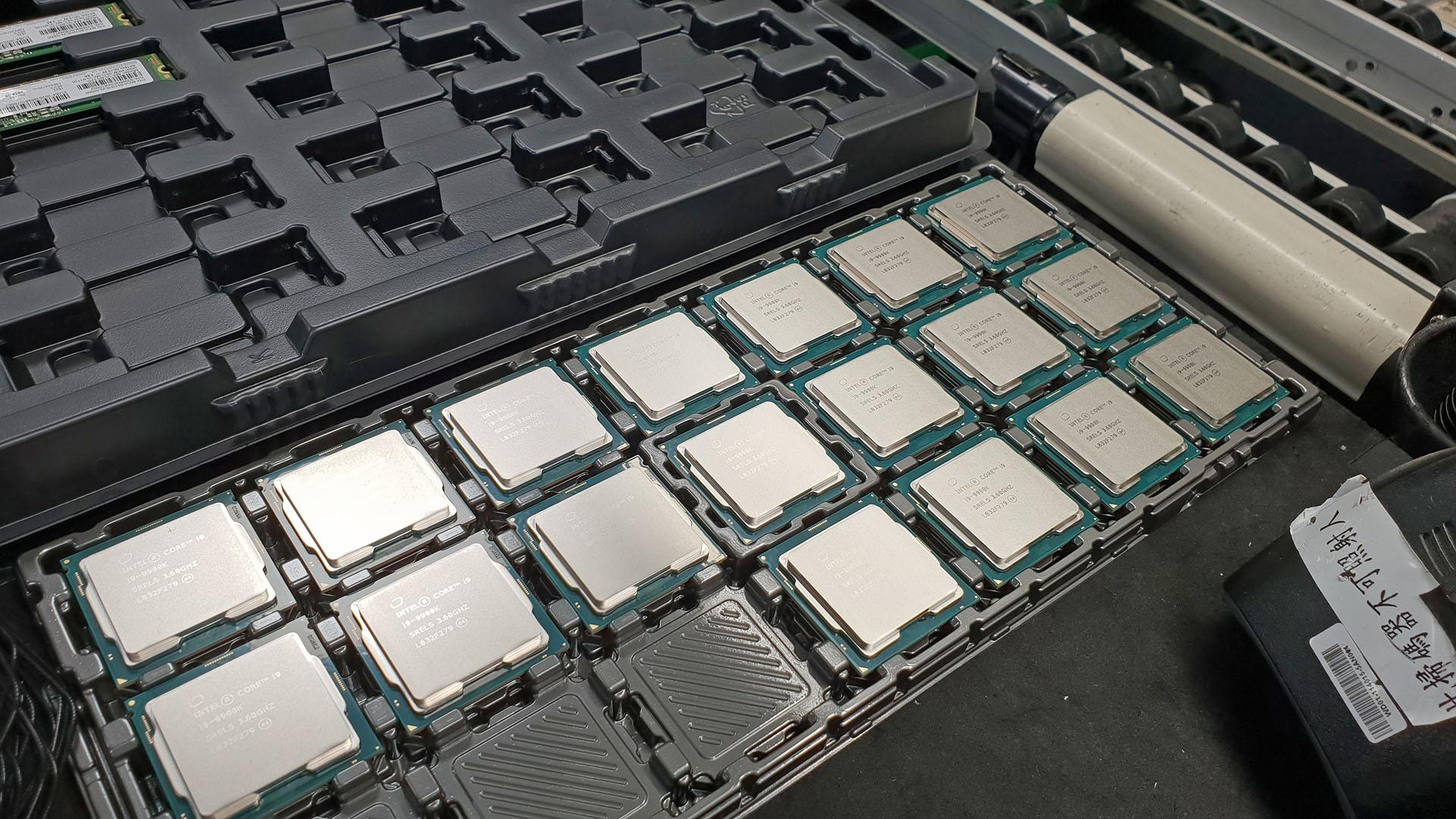 Test: Intel Core i9-9900K - Allround-PC com