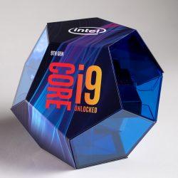 Intel Core i9-9900K Verpackung