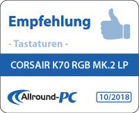 award_empfehlung_corsair_K70_MK2
