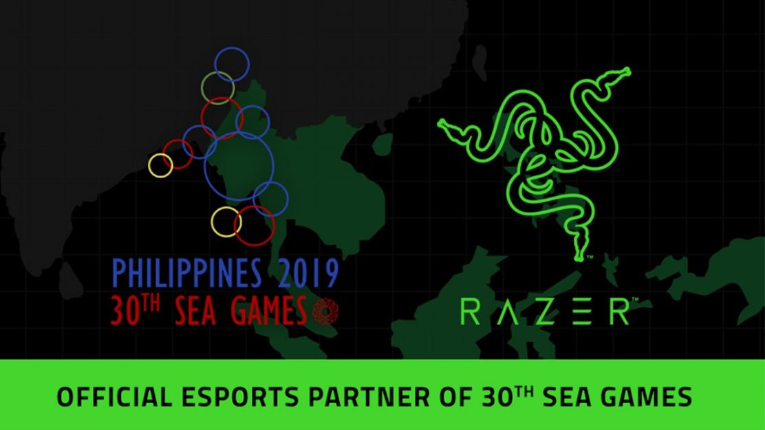 Razer SEA GAMES 2019