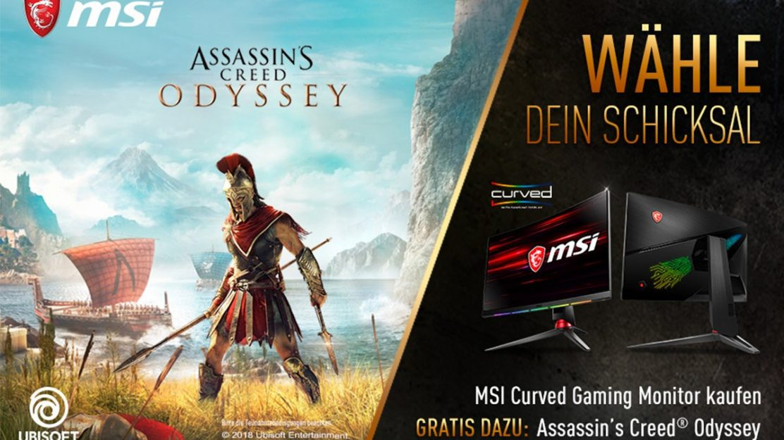 msi assasins creed odyssey