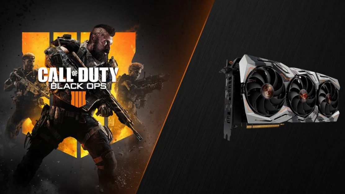 Asus ROG Strix GeForce RTX 2080 Ti OC Call of Duty: Black Ops 4 Edition