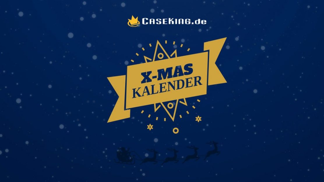Caseking Adventskalender 2018