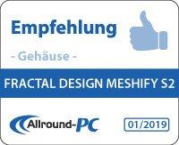Fractal Design Meshify S2 Award