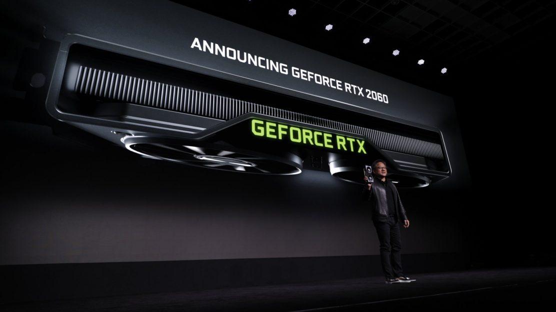 Nvidia GeForce RTX 2060 Beitragsbild