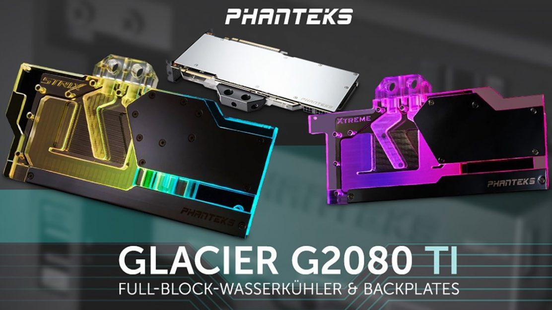 Phanteks Glacier G2080 Ti