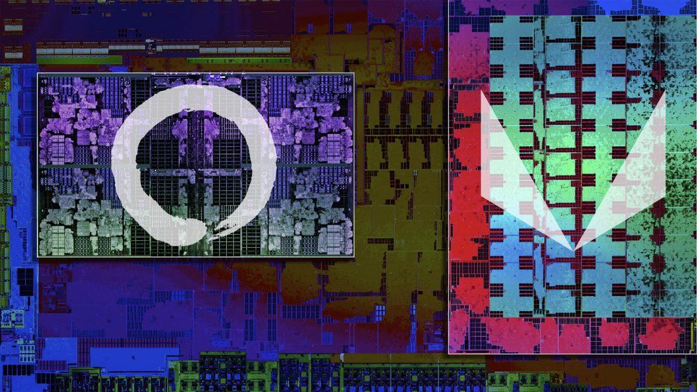 Ryzen Vega Prozessoren