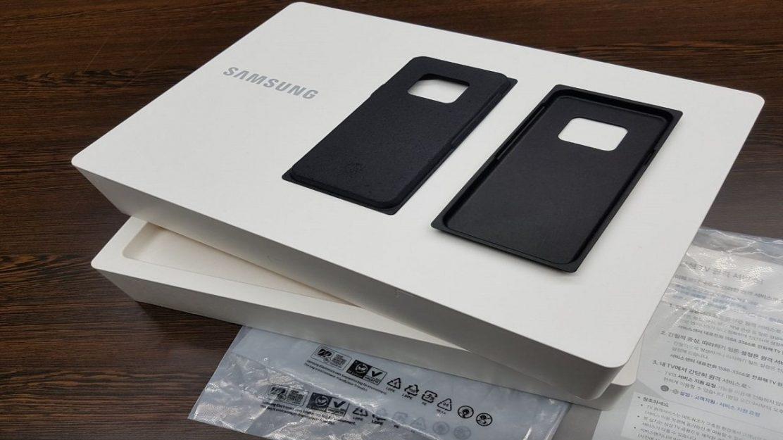 Samsung Verpackungen