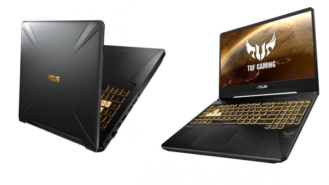 ASUS TUF Notebooks