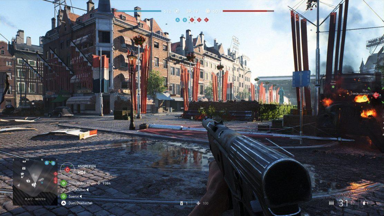 Battlefield 5 Rotterdam