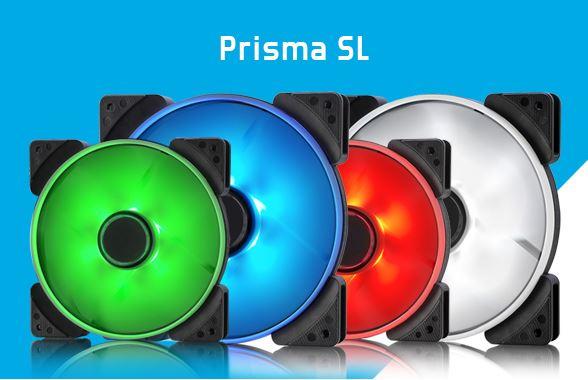 Fractal Design Prisma SL