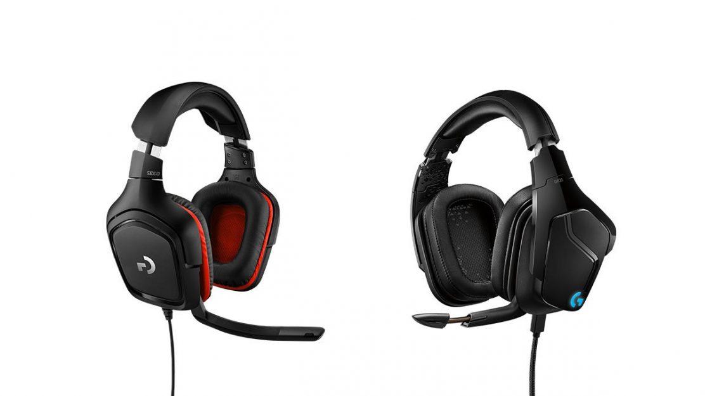 Logitech-Gaming-Headsets