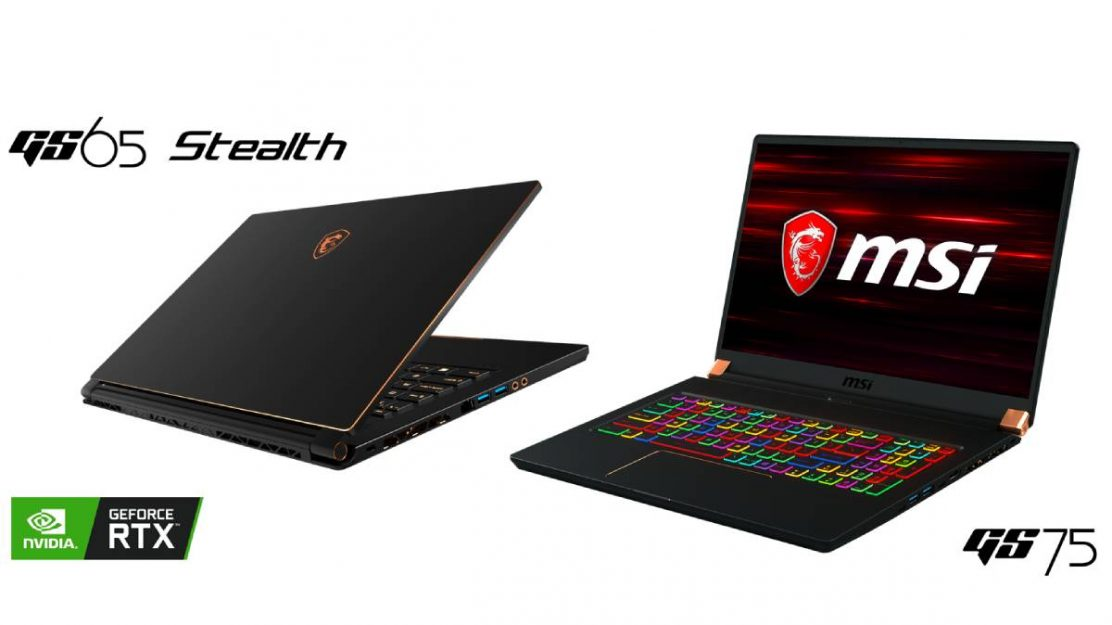 MSI GS Stealth