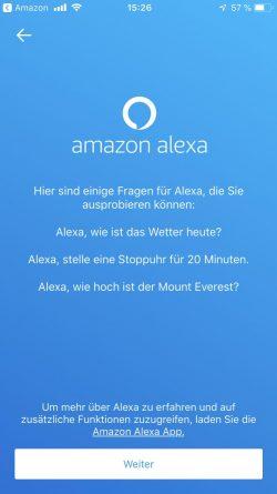 Orbi Voice Amazon Alexa Setup