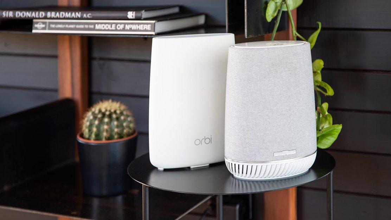 Orbi Voice System WLAN Mesh