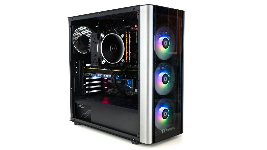 Thermaltake Level 20 MT ARGB Hardware