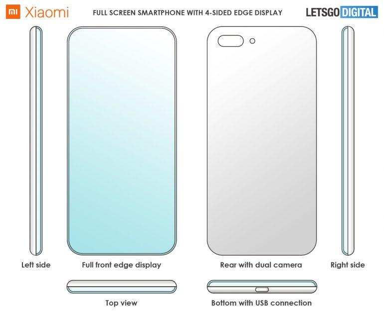 Xiaomi Smartphone Edge