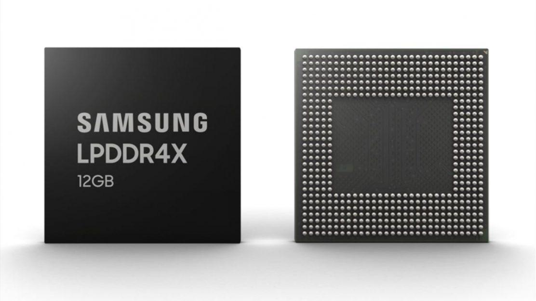 Samsung 12 GB DRAM