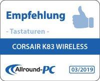 award_empfehlung_Corsair-K83