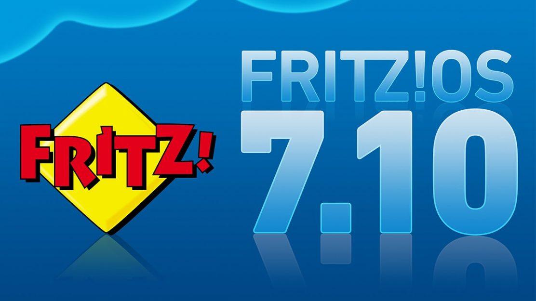 FritzOS 7.10