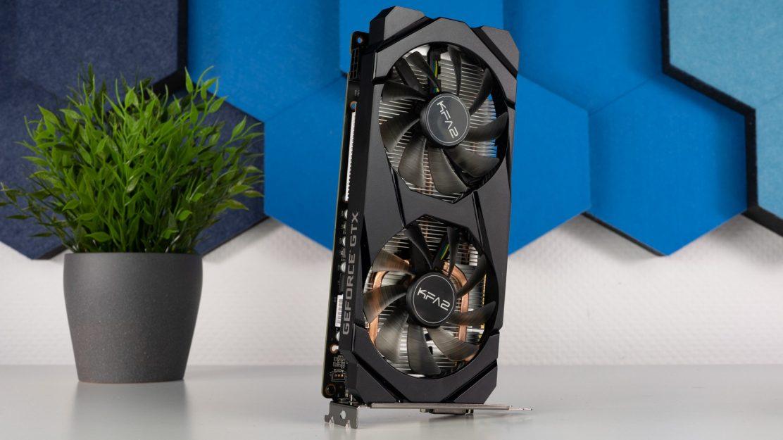 KFA2 GeForce GTX 1660 Ti Beitragsbild