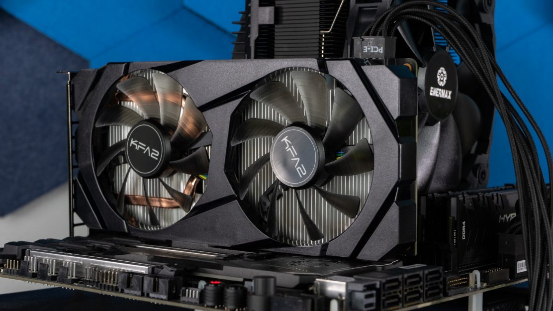 KFA2 GeForce GTX 1660 Ti Benchtable