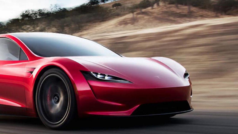 Tesla Roadster Beitragsbild