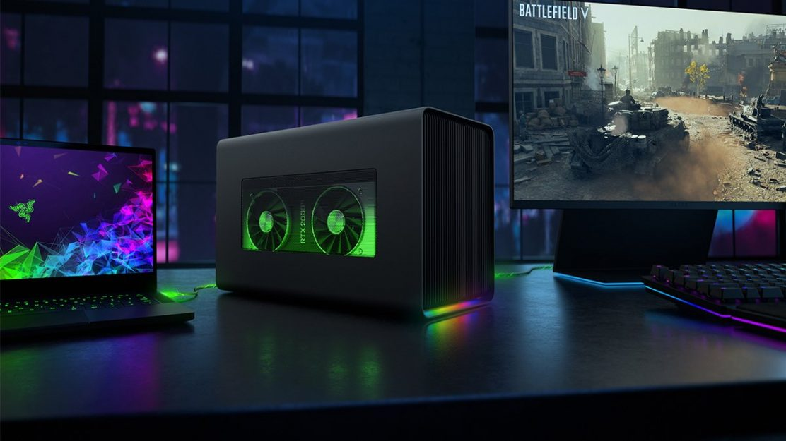 Razer Core X Chroma