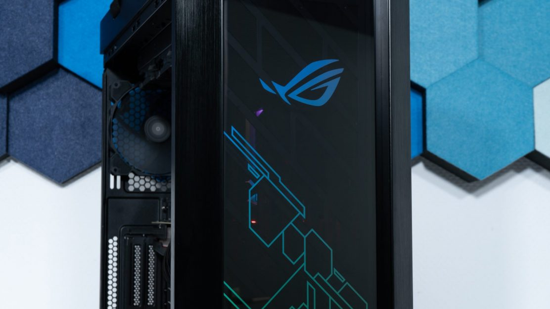 ASUS ROG Strix Helios RGB Beleuchtung 2