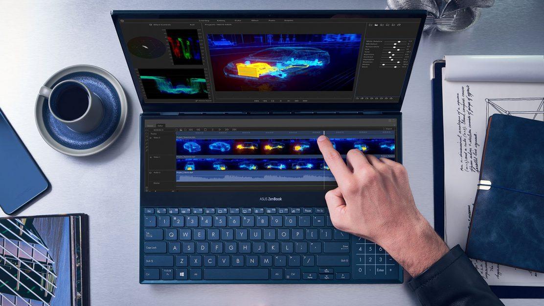 Asus ZenBook Pro Duo UX581 Beitragsbild