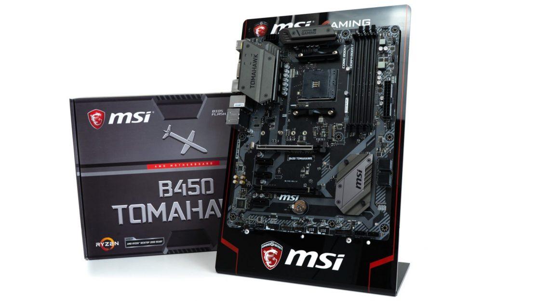 MSI-B450-Tomahawk-Mainboard-1