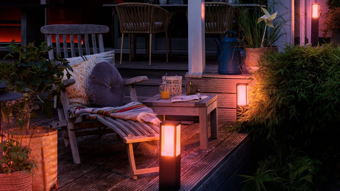 Philips Hue Outdoor Beitragsbild