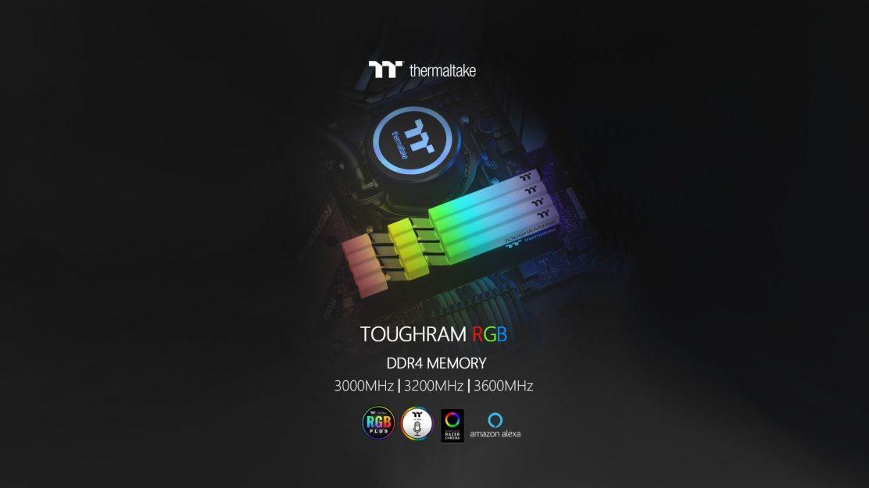 Thermaltake Toughram DDR4 Arbeitsspeicher