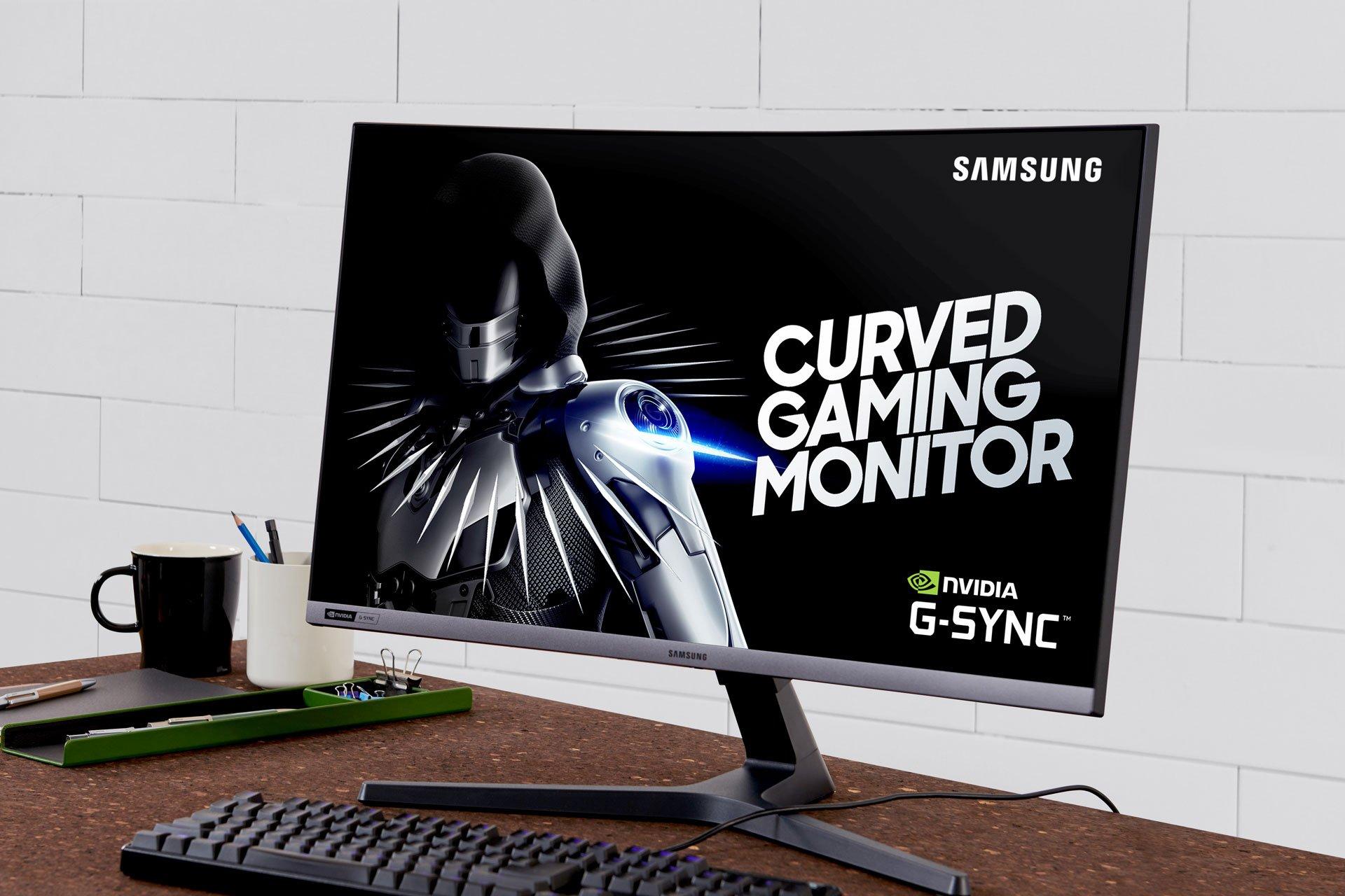 Samsung LC27RG50