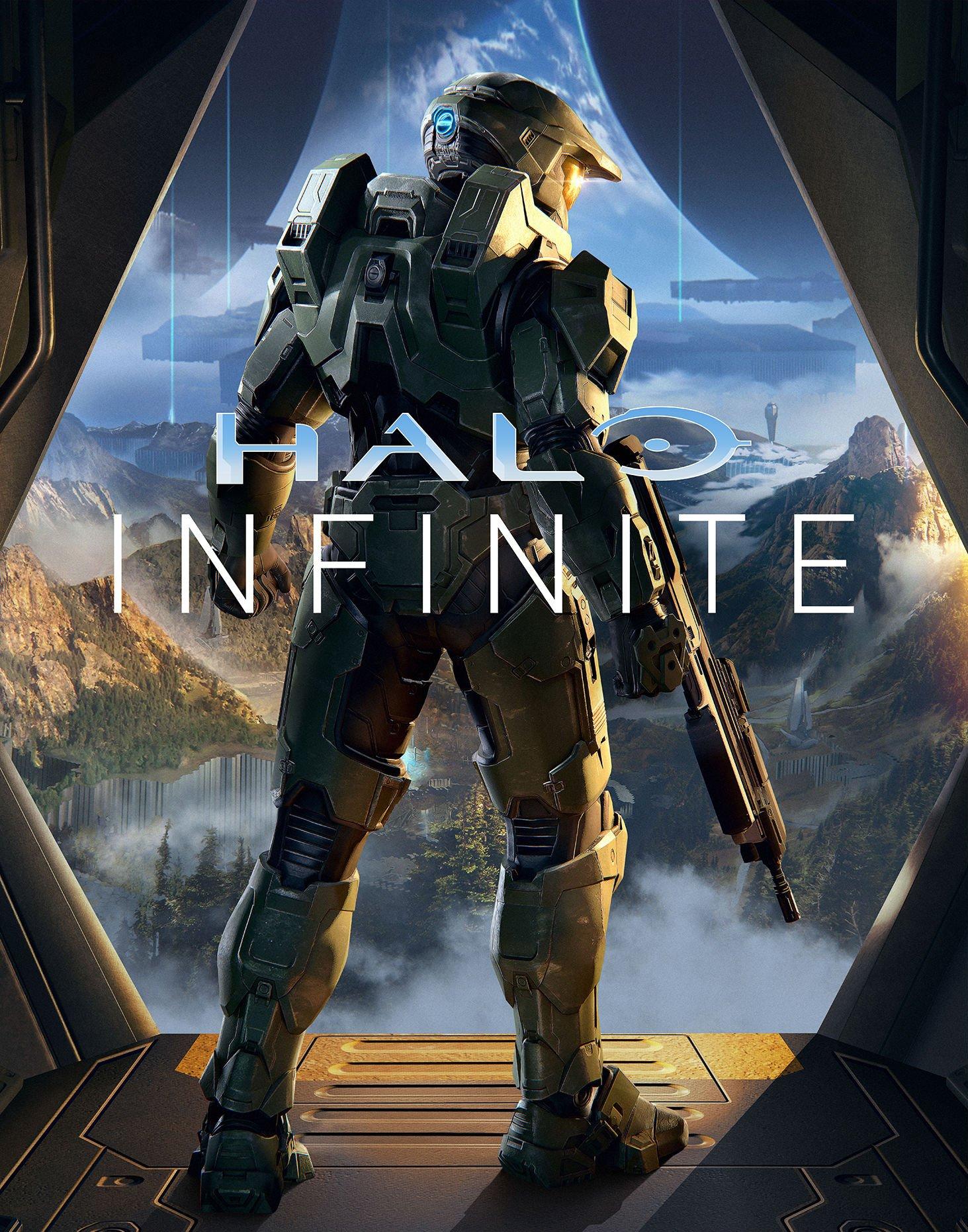 Das Cover vom neuen Xbox-Spieletitel: HALO Infinite - soll mit der neuen Next-Gen Konsole von Microsoft erscheinen!