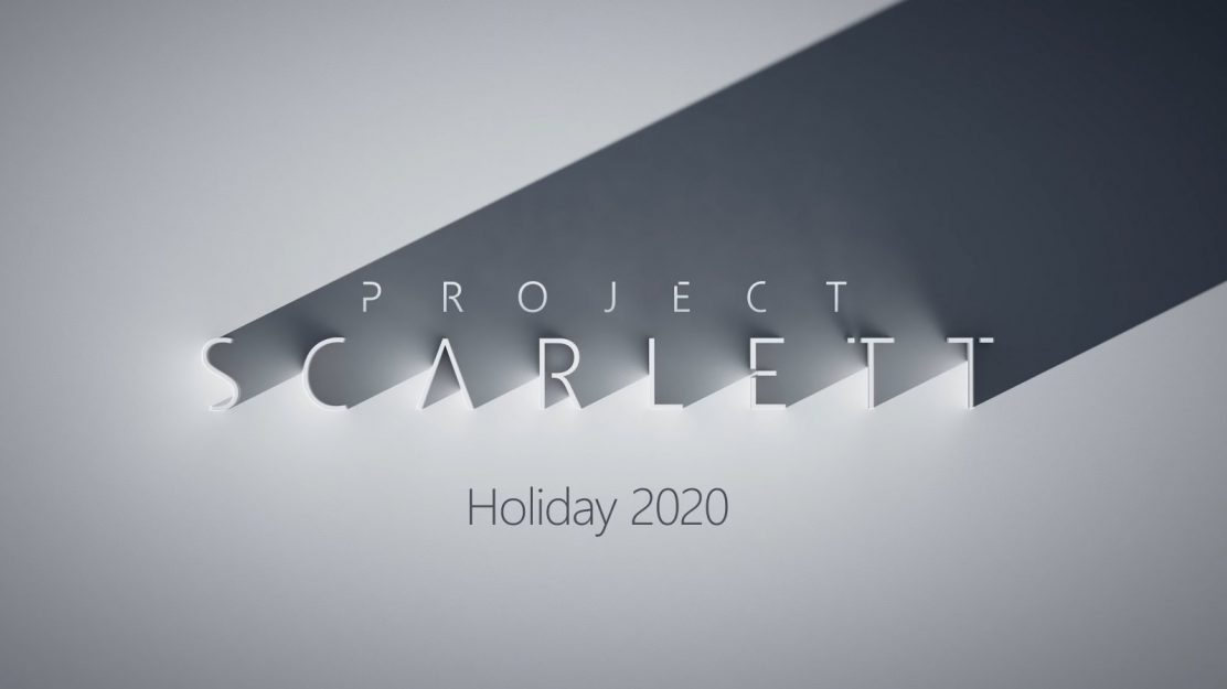 Xbox Scarlett - Holiday 2020