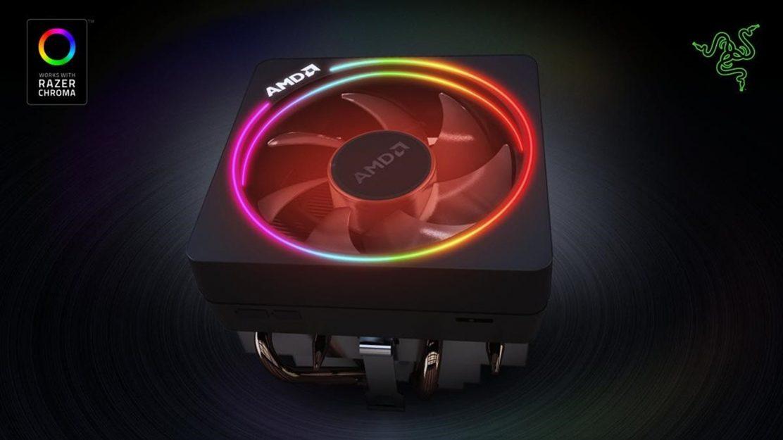 AMD Wraith Prism Kühler