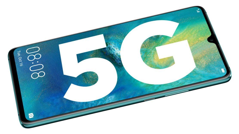 Der große Fokus: da neue Balong 5000 Modem für den neuen Mobilfunkstandard 5G!