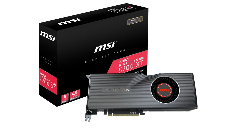 MSI Radeon RX 5700 XT 8G