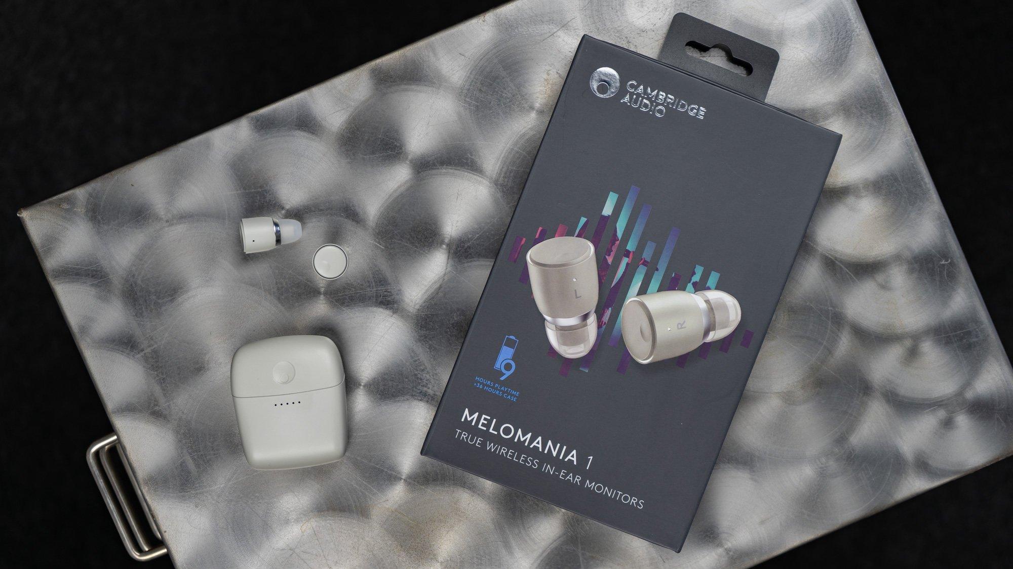 test cambridge audio melomania 1 true wireless in ear. Black Bedroom Furniture Sets. Home Design Ideas