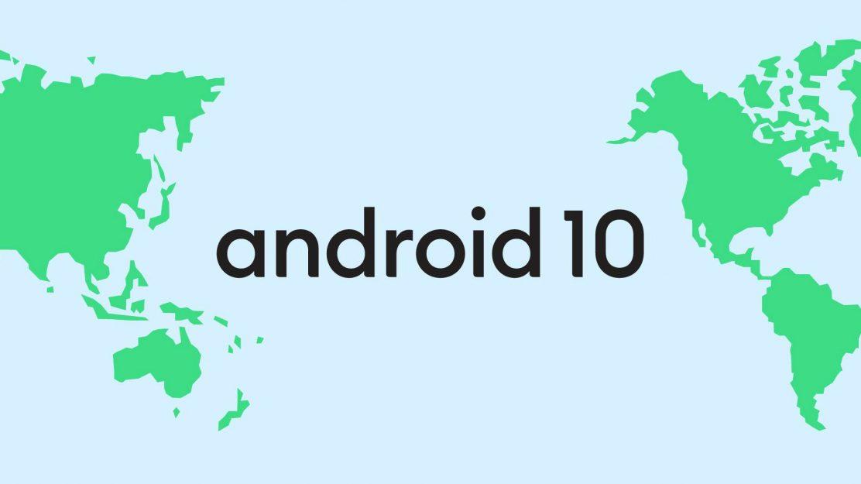 Android 10 Titelbild