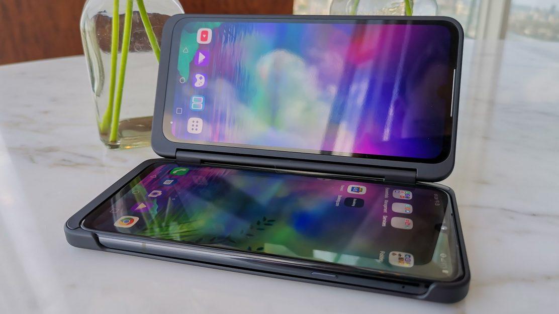 LG G8X ThinQ - Titelbild