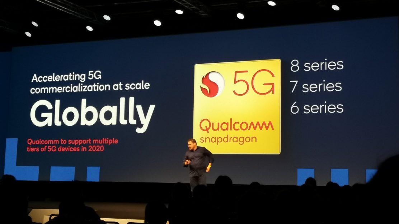 Qualcomm Snapdragon 5G Titelbild
