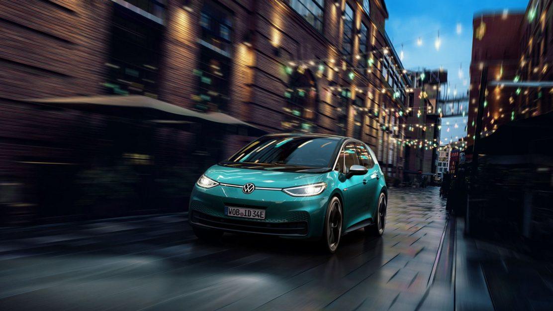 VW ID3 Beitragsbild