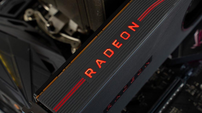 AMD Radeon RX 5700 XT Beleuchtung