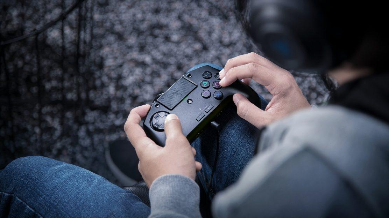 Das Razer Raion Arcade-Fightpad ist für Kampfspiele ausgelegt und besitzt dafür ein erweitertes Tastenlayout.