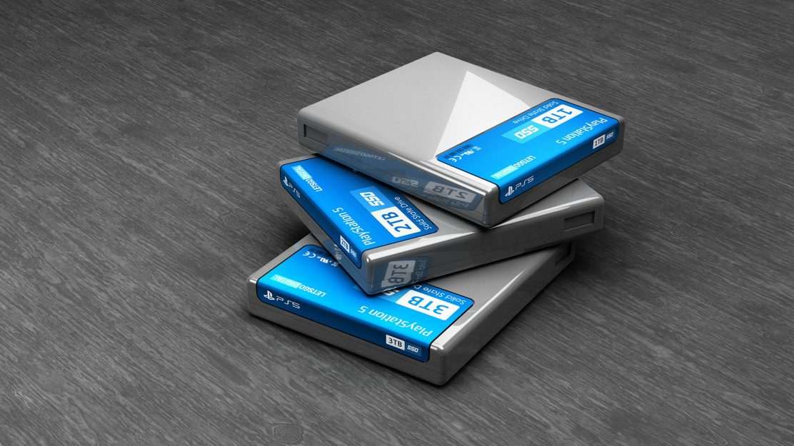 PlayStation 5 SSD Cartridges Beitragsbild