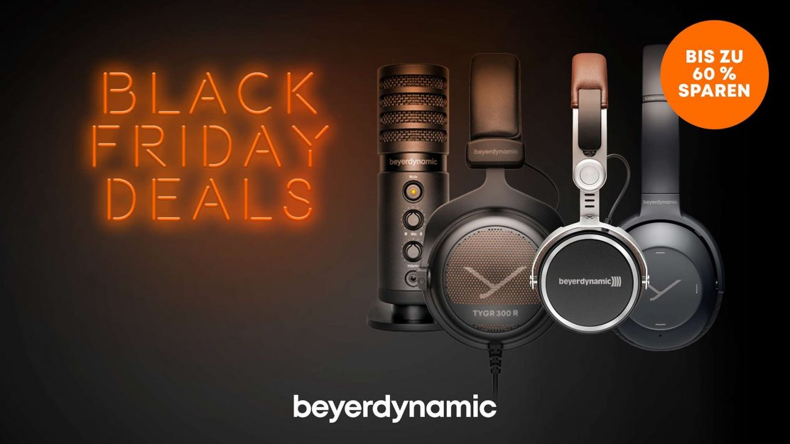 beyerdynamic Black Friday