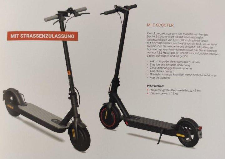 xiaomi e scooter kommt mit stra enzulassung nach deutschland allround. Black Bedroom Furniture Sets. Home Design Ideas